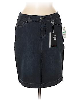 Style&Co Denim Skirt Size 8 (Petite)