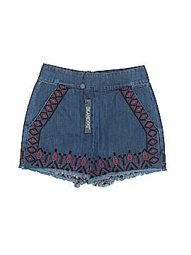 Blank London Denim Shorts 24 Waist