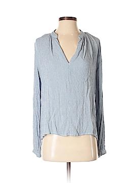 H&M L.O.G.G. Long Sleeve Blouse Size 4