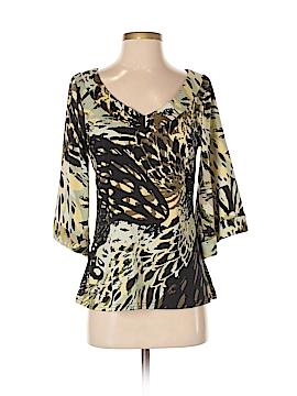 Zoe D. 3/4 Sleeve Blouse Size S