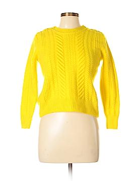 J. Crew Wool Pullover Sweater Size L (Petite)