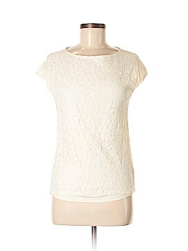 Lauren by Ralph Lauren Short Sleeve Blouse Size S