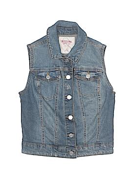 Mossimo Supply Co. Denim Vest Size S