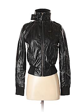 Apple Bottoms Faux Leather Jacket Size S