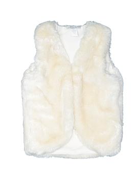 Baby & Child Faux Fur Vest Size 4 - 6