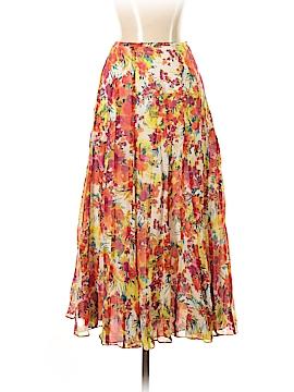 Jones New York Collection Silk Skirt Size 8