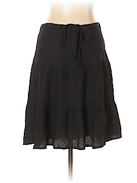 Allen Allen Casual Skirt Size L