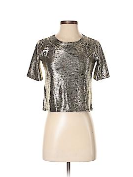 June & Hudson Short Sleeve Top Size XS