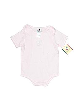 Absorba Short Sleeve Onesie Size 6-9 mo