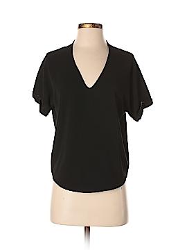 Haute Monde Short Sleeve Top Size S