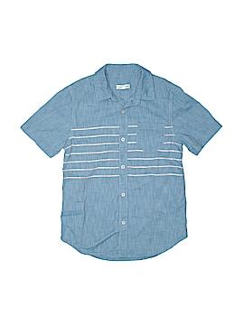 Tucker + Tate Short Sleeve Button-Down Shirt Size 12