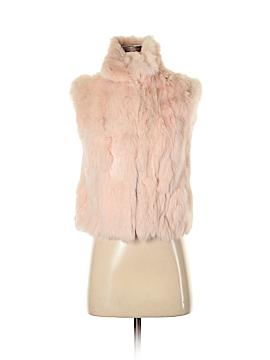 Adrienne Landau Vest Size XS