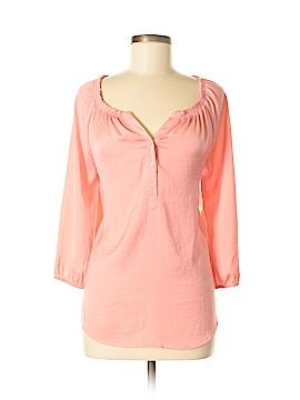 Apt. 9 3/4 Sleeve Blouse Size M