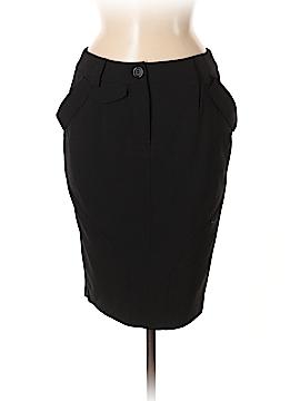D. Exterior Wool Skirt Size 42 (IT)