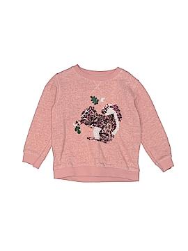Zara Sweatshirt Size 4
