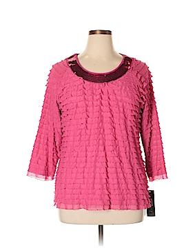 Elementz 3/4 Sleeve Top Size XL