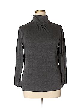Carol Rose Long Sleeve Top Size XL