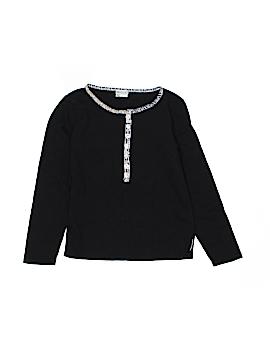 Little Paul & Joe Long Sleeve Button-Down Shirt Size 10