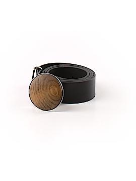 Max Mara Leather Belt Size M