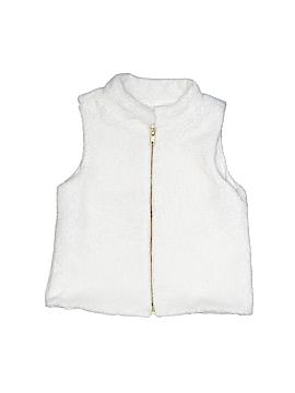 Crazy 8 Faux Fur Vest Size 5