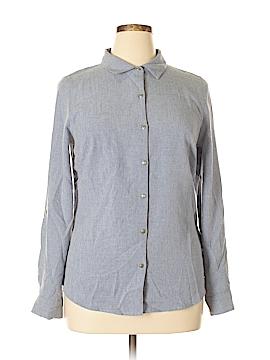 41Hawthorn Long Sleeve Button-Down Shirt Size L