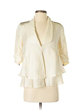 LaROK Silk Blazer Size XS
