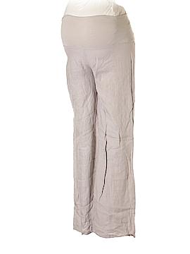 Dejavu Linen Pants Size L