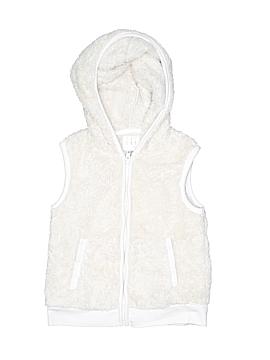 CRB Faux Fur Vest Size 7 - 8