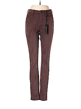Buffalo by David Bitton Faux Leather Pants 26 Waist