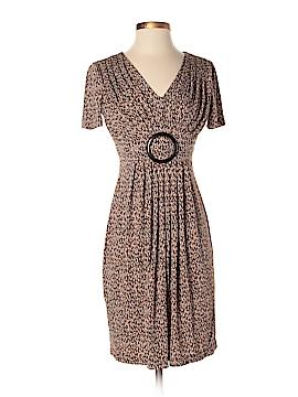 Danny & Nicole Casual Dress Size 4 (Petite)