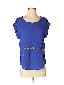 Pixley Short Sleeve Blouse Size XS