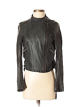 IRO Leather Jacket Size Sm (1)