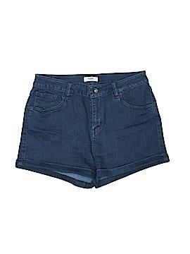 Kensie Denim Shorts 30 Waist