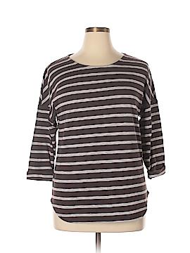 Ann Taylor Factory 3/4 Sleeve Top Size XL