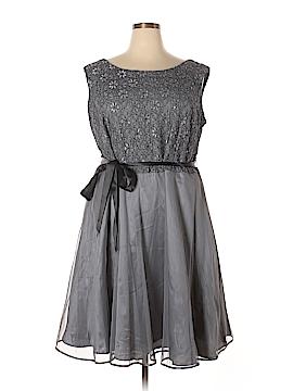 S.L. Fashions Cocktail Dress Size 22 (Plus)