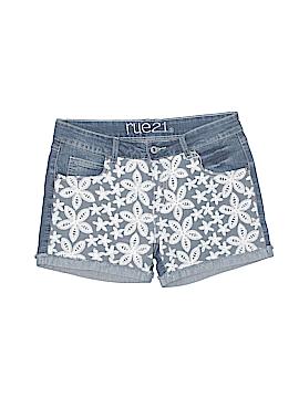 Rue21 Denim Shorts Size 9