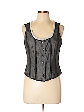 Donna Degnan Sleeveless Blouse Size 10