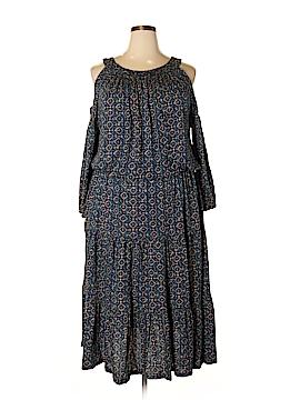 Lauren by Ralph Lauren Casual Dress Size 2X (Plus)