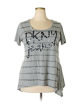 DKNY Short Sleeve Top Size 18 - 20 (Plus)
