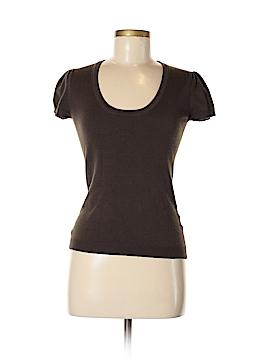 Sisley Short Sleeve Top Size M