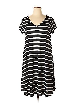 Lane Bryant Casual Dress Size 14 / 16Plus (Plus)