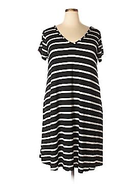 Lane Bryant Casual Dress Size 18 / 20Plus (Plus)