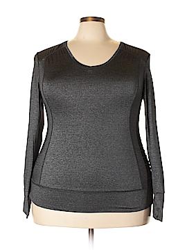Tangerine Active T-Shirt Size 2X (Plus)