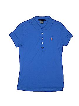 Ralph Lauren Sport Short Sleeve Polo Size M (Youth)