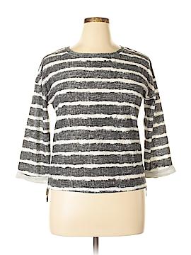 Como 3/4 Sleeve T-Shirt Size L (Petite)