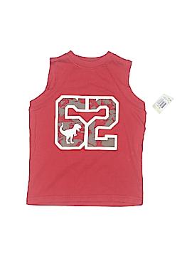 Greendog Sleeveless T-Shirt Size 4T