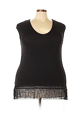 Dex Short Sleeve Top Size 1X (Plus)