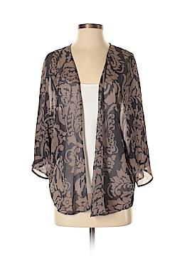 The Hanger Silk Cardigan Size XS