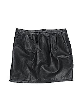 Twenty One Faux Leather Skirt Size S