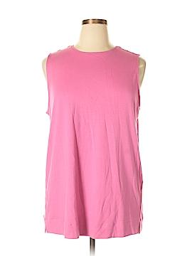 J.jill Sleeveless T-Shirt Size XL